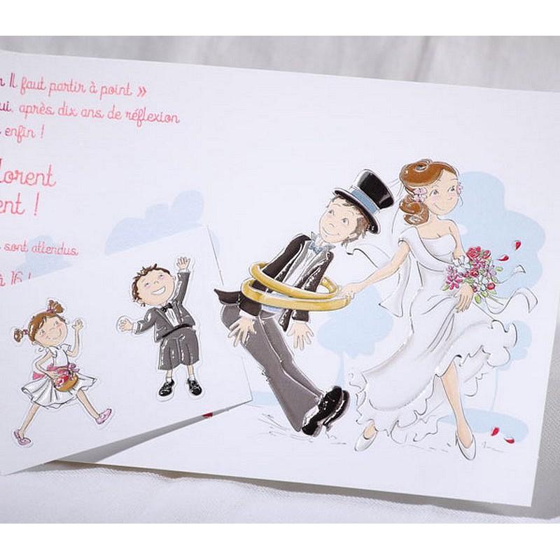 faire part mariage humoristique maris enfants faire part select duo 49566 - Texte Faire Part Mariage Humoristique