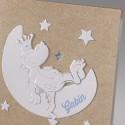 Faire-part de naissance vintage humoristique  Belarto Baby Dreams 715087