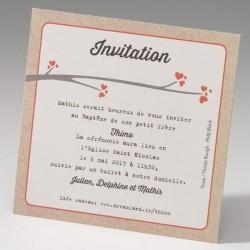 Carte remerciements naissance  BELARTO Happy Baby 715315