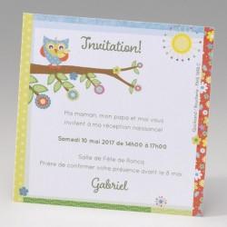 Carte remerciements naissance  BELARTO Happy Baby 715316