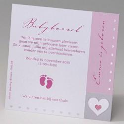Carte remerciements naissance  BELARTO 713305