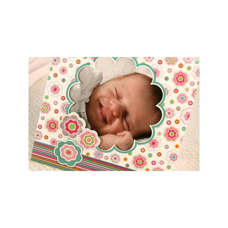 faire part naissance photo multicolore faire part select petite for t 89309d. Black Bedroom Furniture Sets. Home Design Ideas