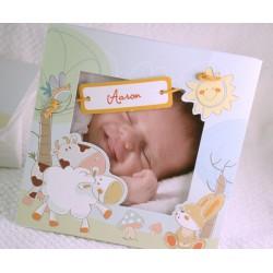 Faire-part naissance humoristique photo Faire Part Select Petite Forêt 89375E