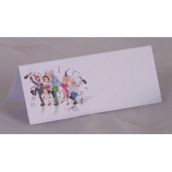 Carte de table toutes occasions  REGALB