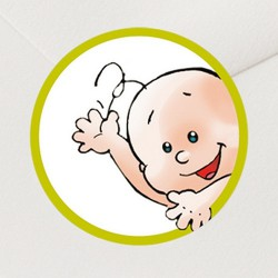 Timbre de Scellage BELARTO Happy Baby 715156P