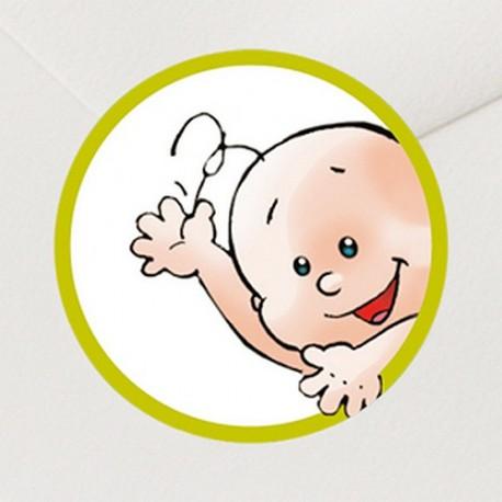 Timbre de Scellage BELARTO Happy Baby 715156P