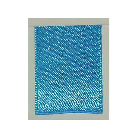 Ruban Bleu Cyan 100 cm - Belarto 522L