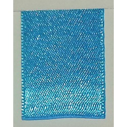 Ruban Bleu Cyan 50 cm - Belarto 622L