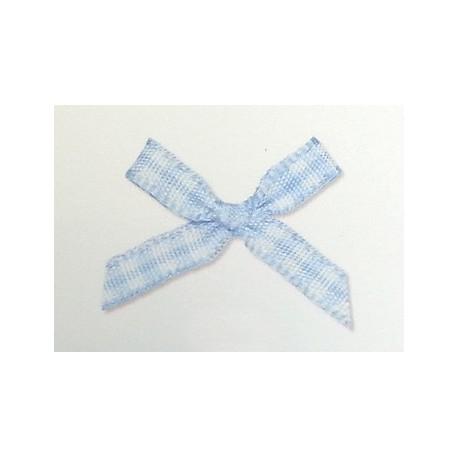 Petit Noeud Bleu Vichy - Belarto 368L