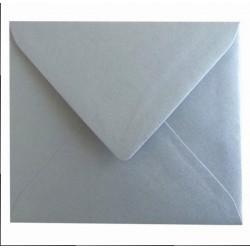 Enveloppe Argent 125 x 140 - Belarto 8201214