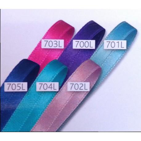 Ruban Turquoise 120 x 5 mm - Belarto 704L
