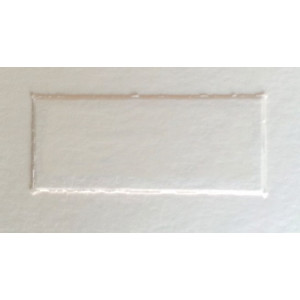 Étiquette Crème 60 x 25 mm - Belarto 715308