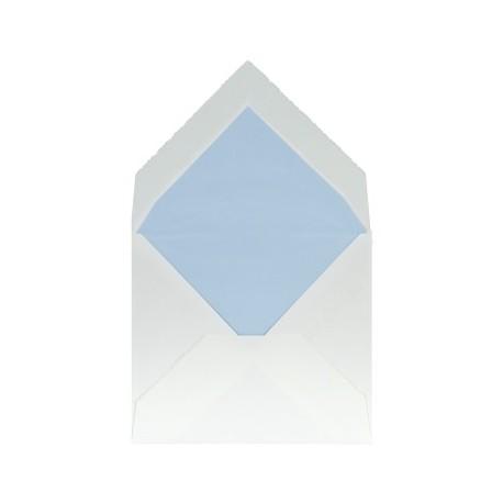 Enveloppe Spéciale Crème Bleue 140 x 125 - Buromac 93.026