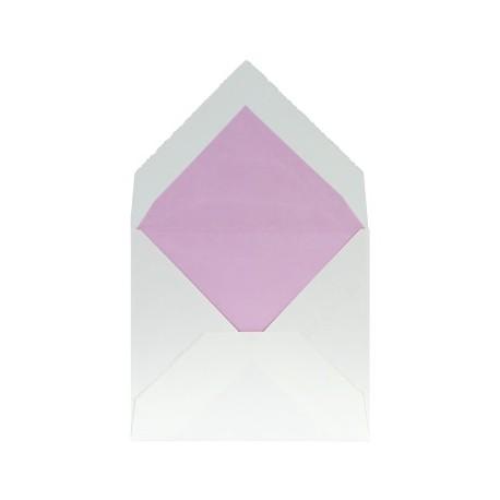 Enveloppe Spéciale Crème Rose 140 x 125 - Buromac 93.036