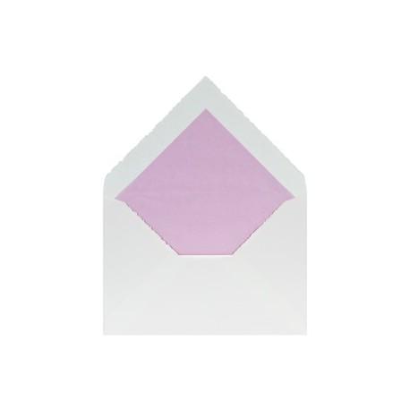 Enveloppe Crème Rose 155 x 100 - Buromac 93.031