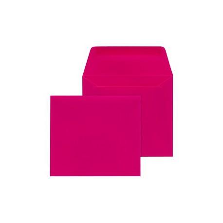 Enveloppe Fuchsia 140 x 125 - Buromac 97.046-p