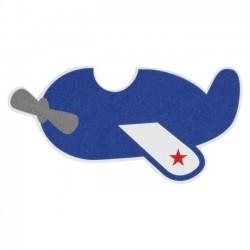 Motif Avion Bleu - Buromac 553.025