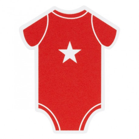 Motif Body Rouge - Buromac 553.034