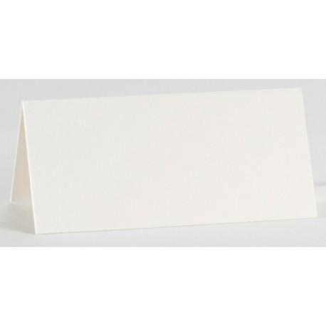 Carte de table classique crème BUROMAC La Vie en Rose 221.002
