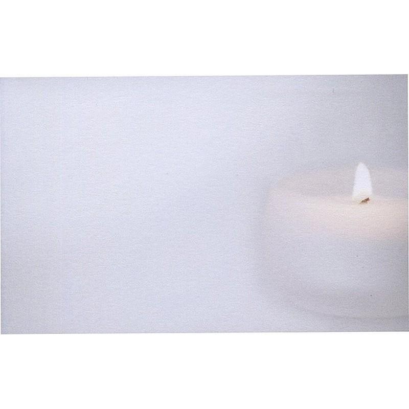 Connu Carte de remerciement décès, deuil, funérailles, condoléances  ZN85