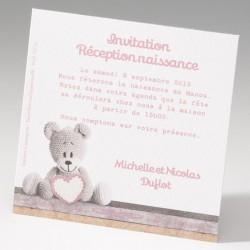 Carte remerciements naissance BELARTO 715301
