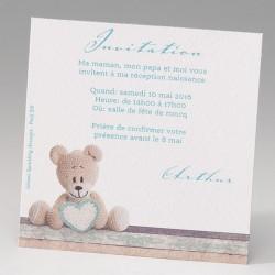 Carte remerciements naissance BELARTO 715319