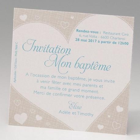 Carte remerciements naissance BELARTO 715309