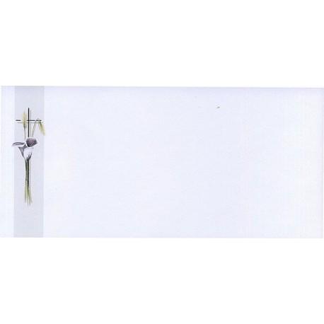 Carte de remerciement décés, deuil, funérailles, condoléances, obsèques BUROMAC 644.044
