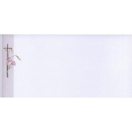 Carte de remerciement décés, deuil, funérailles, condoléances, obsèques BUROMAC 644.058