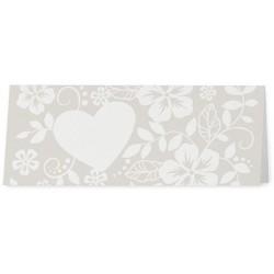 Marque Place crème original coeurs fleurs - Belarto Love 726708