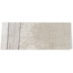 Marque Place nature chic beige bois fleurs - Belarto Romantic 726701