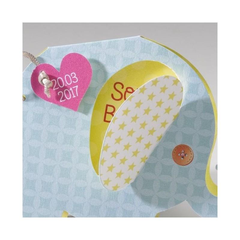 Turbo part naissance original forme elephant Belarto Happy Baby 715132 NI92