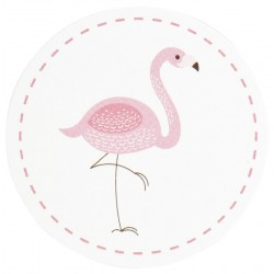 Timbre de Scellage flamant rose BUROMAC Baby Folly (2016) 576.108