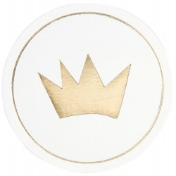 Timbre de Scellage couronne dorée BUROMAC Baby Folly (2019) 576.101
