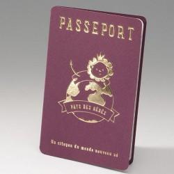 Faire-part naissance original passeport Belarto Happy Baby 715119