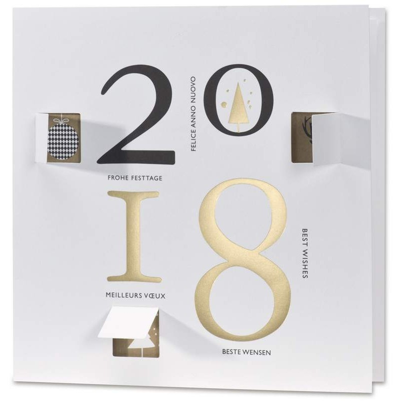 Bien connu Carte de vœux - MesFairePart.com, carte bonne année ZJ63