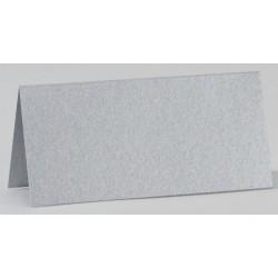 Carte de table classique grise argentée BUROMAC Papillons 2018 313.545