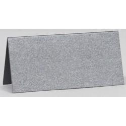 Carte de table chic gris foncé irisé BUROMAC Papillons 2018 313.546