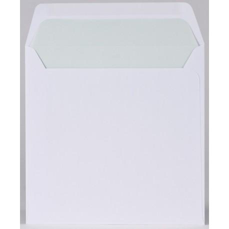 Enveloppe blanche doublée vert pastel Buromac Papillons 2018 90.905-p
