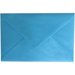 Enveloppe Bleu Cyan 178 x 120 Belarto 8118030-p