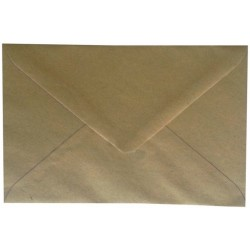 Enveloppe Marron Recyclée 178 x 120 Belarto 8228030-p