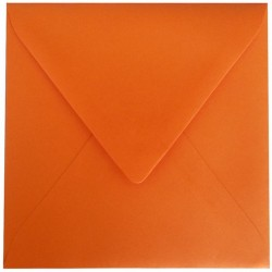 Enveloppe Orange 150 x 150 Belarto 8148106