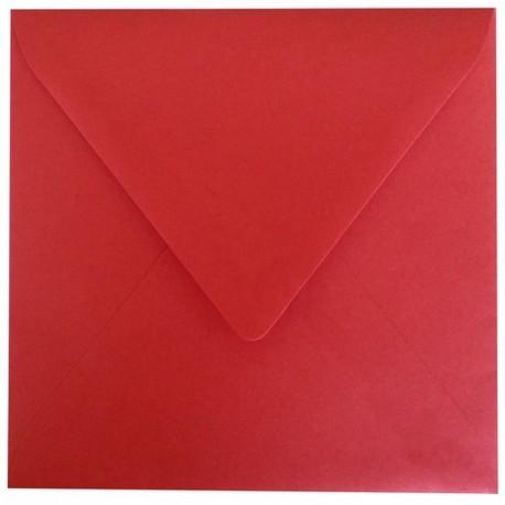 Enveloppe Rouge 150 x 150 Belarto 8138106