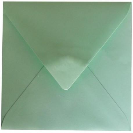 Enveloppe Vert Menthe 150 x 150 Belarto 8218106