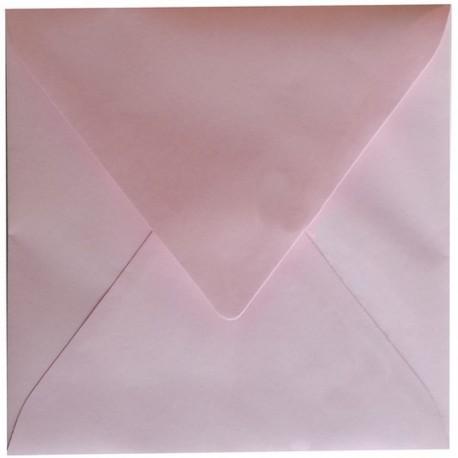 Enveloppe Rose Poudré 150 x 150 Belarto 8168106