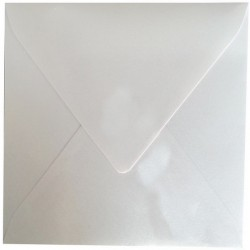 Enveloppe Blanc Perle 150 x 150 Belarto 8198106