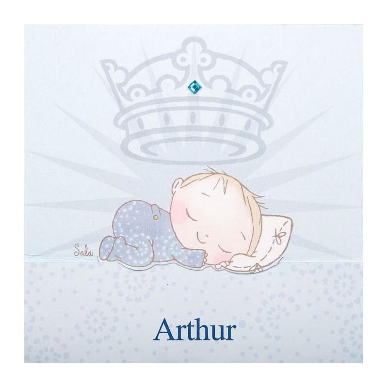 faire part de naissance gar on bleu roi des b b s busquet 3103213409c. Black Bedroom Furniture Sets. Home Design Ideas