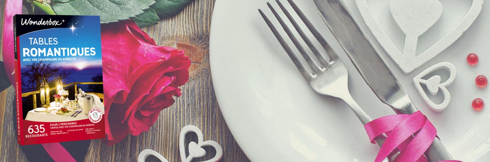 Gagnez votre dîner romantique avec mesfairepart.com